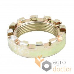 Castellated nut 0005008921 Claas Lexion - M35x1,5