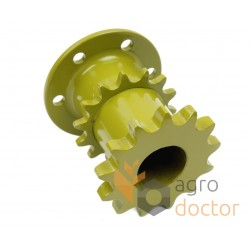 Double sprocket 673330 Claas - T13/T14