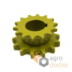 Double sprocket 645333 Claas - T13/T14