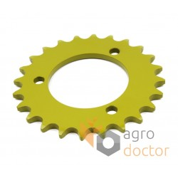 Chain sprocket 670203 Claas, T24
