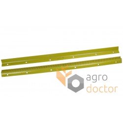 Set of rasp bars 779002, 779003 for Claas combines