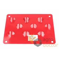 Restrictor plate (grater) 170x245