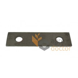 Backing plate 636208 of paddle chain conveyor 30x82