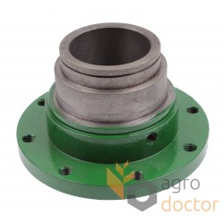 Hub - Z10574 JohnDeere.Threshing drum pulley flange