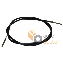Handbrake push pull cable 655198 for Claas , length - 3140 mm