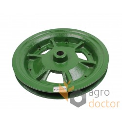 Pulley Z10887 fit John Deere harvester