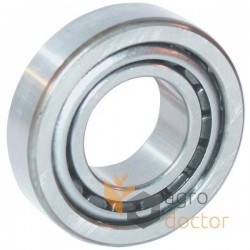 Tapered roller bearing 0002436710 Claas - [FAG]