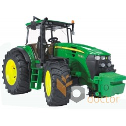 Toy-model of tractor John Deere 7930