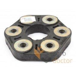 Disque d'ccouplement flexible en caoutchouc 679892 JURID pour Claas, New Holland [SGF]