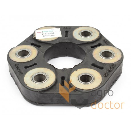 Flexible coupling rubber disc 679892 JURID for Claas, New Holland [SGF]