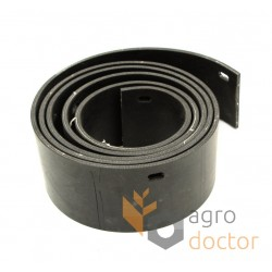 Rubber sealing 605046.0 for shaker shoe of combines Claas