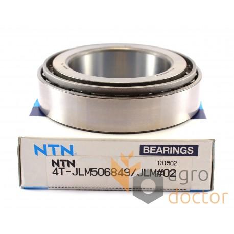 JLM506849/10 [NTN] Tapered roller bearing OEM:A61447 for Case-IH, John  Deere, Buy in eShop: agrodoctor eu