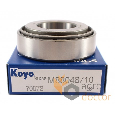 M88048/10 [Koyo] Tapered roller bearing