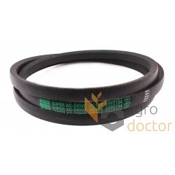 Outer Length 960mm HTC B36 Classical Wrapped V Belt 11mm x 17mm