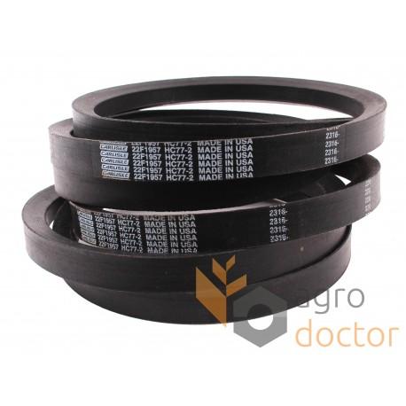 Classic V-belt HC77-2 [Carlisle]