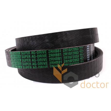 Wrapped banded belt 2RHB81 [Carlisle]