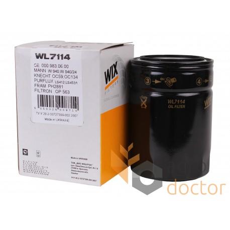 2654403 Perkins Oil Filter Pack of 6