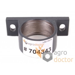 Bearing housing 704343.0 Claas - shaker shoe - 47mm