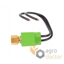 Air conditioning pressure switch [Bepco] - 0006228560 Claas