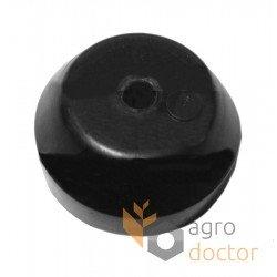 Piston for brake cylinder system