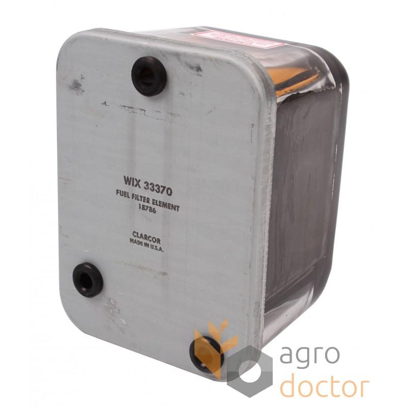 Fuel Filter 33370 Wix Oemar50041 For Caseih John Deere Rhagrodoctoreu: Fuel Filter Wix 33370 At Elf-jo.com