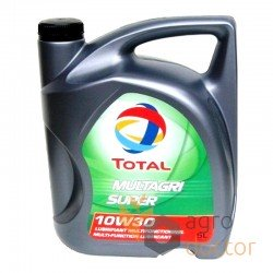 TOTAL MULTAGRI SUPER 10W30 5L. Oil