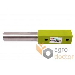 Pin 662187 grain pan oscillatory drive Claas