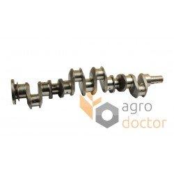 Crankshaft 1-29 for Perkins 6.354-4 engine