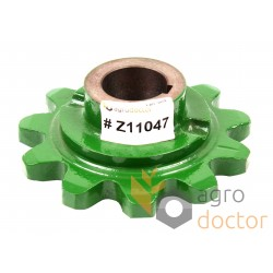 Chain sprocket Z11047 John Deere, T11