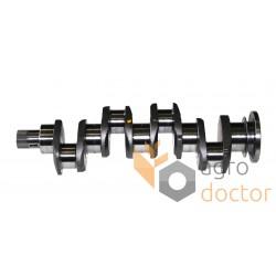 Crankshaft for Perkins engine, (4 cylinder), f44