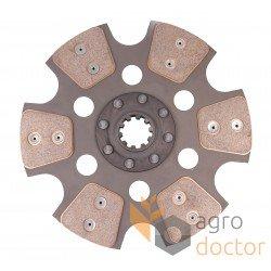 Clutch disc AH65439 John Deere