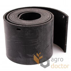Rubber sealing 726379 for combines Claas