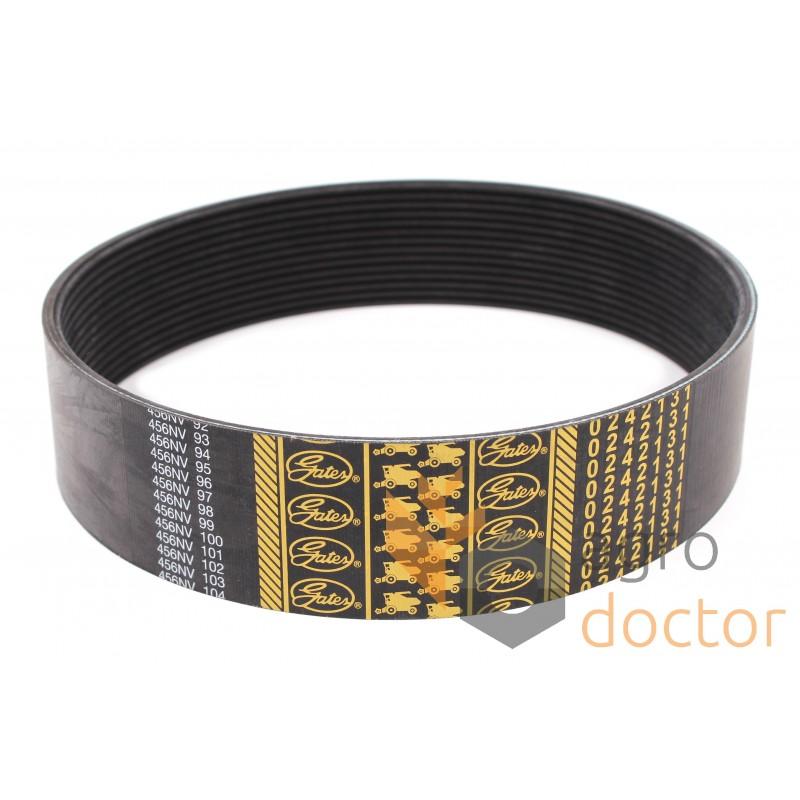 Multiple V Ribbed Belt 0242131 Gates Oem R131213 For