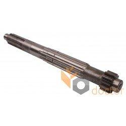 Gearbox shaft 0006716610 Claas Dominator 80/85