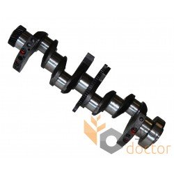Crankshaft 02931048 for F4L912 Deutz engine