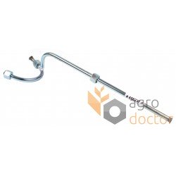 Reducing reductor tube 656237 for Claas combine hydraulic system - 420 mm