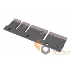 Counter-cutting Plate (outer) - 001486 Geringhoff, 150mm
