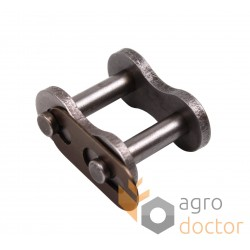 Roller chain connecting link