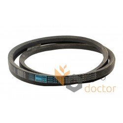Classic V-belt 603337 [Claas] Cx2878 Roflex TS [Roulunds]