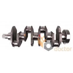 Crankshaft 3637402M91 for Perkins engine,  (4 cylinder)