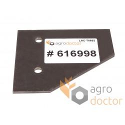 Scraper blade 0006169980 Claas