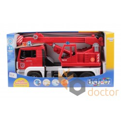 Fire truck with crane MAN. Toy - model