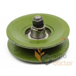 Tension roller assembly 773232 Claas