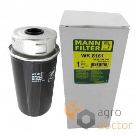 Kraftstofffilter MANN-FILTER WK 8161