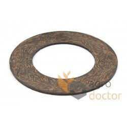 Clutch friction lining 0006293390 Claas - 81x140mm