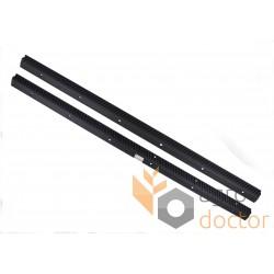 Set of rasp bars 0001747650 + 0001747660 Claas