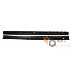 Set of rasp bars 06502954, 06502956 for Deutz-Fahr combines