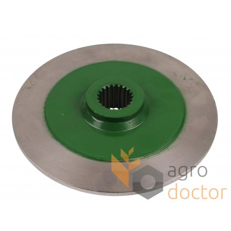 Clutch disc baler AE23860 John Deere OEM:AE23860 for John Deere, Buy in  eShop: agrodoctor eu