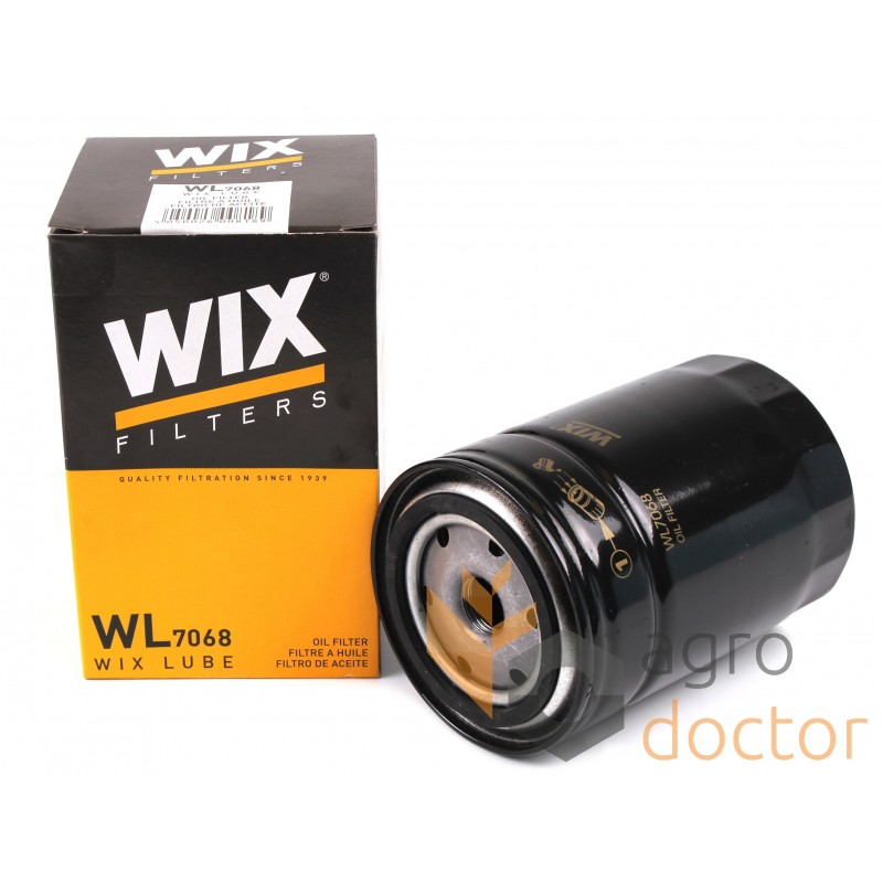 Wix 51601 Spin-On Lube Filter Pack of 1