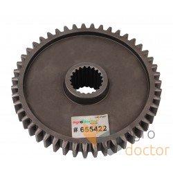 1st speed gearbox cogewheel - 655422.0 Claas